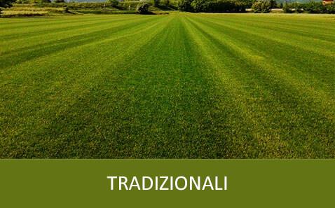 tappeto erboso tradizionale