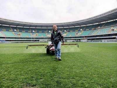 Stadium Groundsmanagement